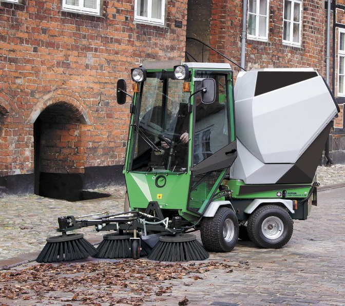 Suction sweeper 2150